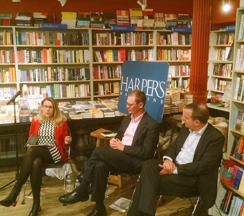 Book Event for Maurice Stucke