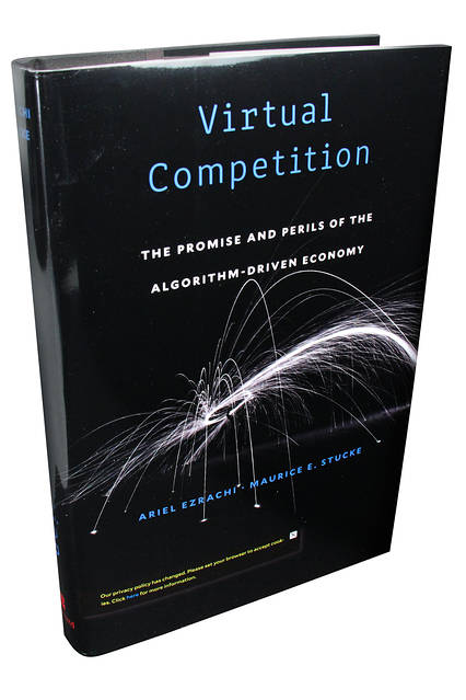 Wall Street Journal's Review of Virtual Competition
